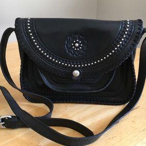 Patricia Nash Beaumont Flap Leather Purse